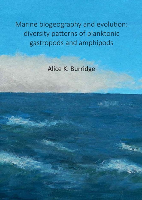Thesis Cover Alice Burridge
