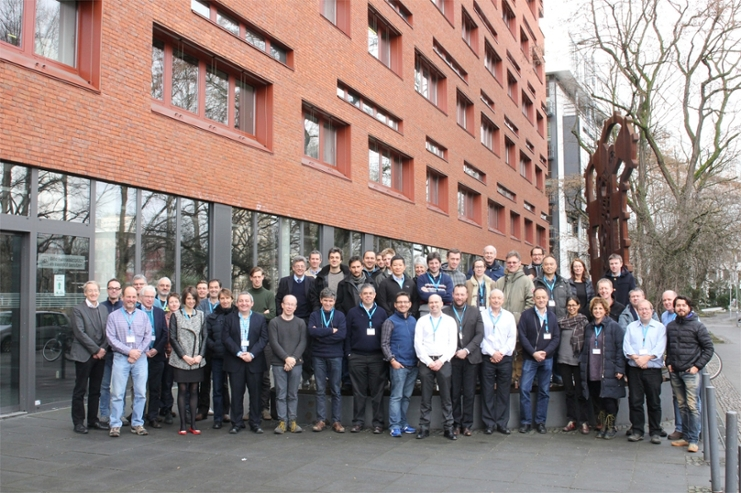 Participants of the first GLOBIS-B workshop in Leipzig March 2016